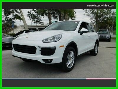 Porsche Cayenne  2018 Used 3.6L V6 24V Automatic All Wheel Drive SUV Bose Premium
