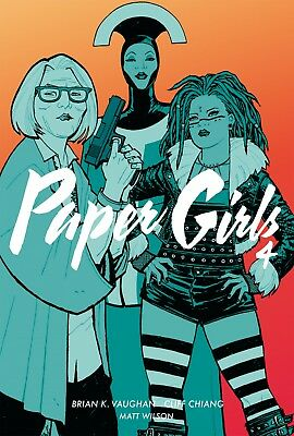Paper Girls - Band 4 - Lieferbar ab 23.05.2018