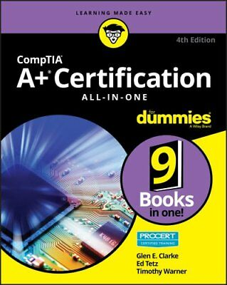 Comptia A+® Certification All-in-One for Dummies® by Edward Tetz, Timothy...