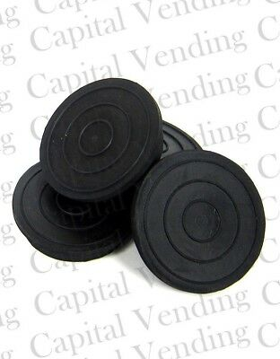 Set of 4 Floor Protector Boots for Vending Machines and Video Games web