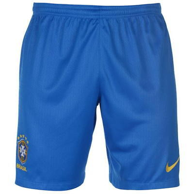 Brazil Home Shorts 2018 Size Medium