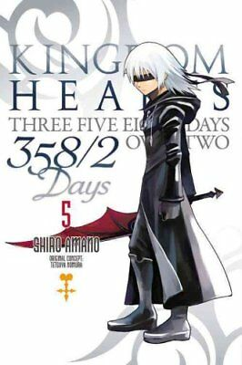 Kingdom Hearts 358/2 Days: Kingdom Hearts 358/2 Days, Vol. 5 5 (2015, Paperback)