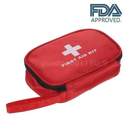 Carevas 40PCS Compact First Aid Kit for Car Outdoor Home Camping All L9G0