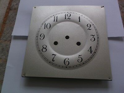 Face From An Old   Wall Clock