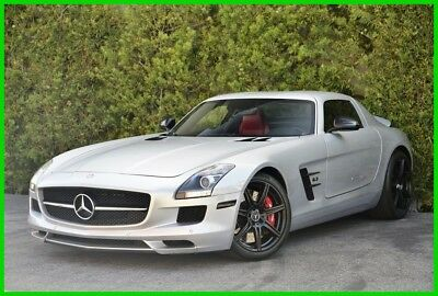 Mercedes-Benz SLS AMG SLS 2011 MERCEDES-BENZ SLS AMG  *** AMAZING COLOR COMBO ***