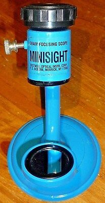 "Bestwell Optical Instrument Corp ""MiniSight"" Grain Focusing Scope"