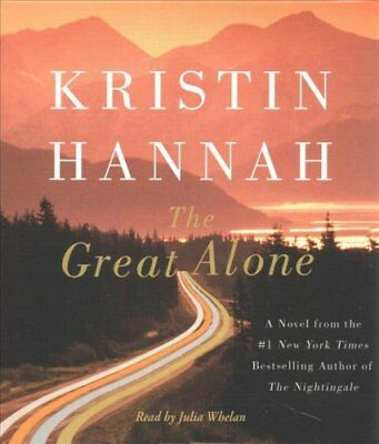 The Great Alone by Kristin Hannah (2018, CD, Unabridged)
