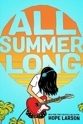 All Summer Long by Hope Larson (2018, Paperback)