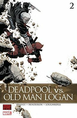 Daedpool vs. Old man Logan #2 [Marvel Comics: 2017]