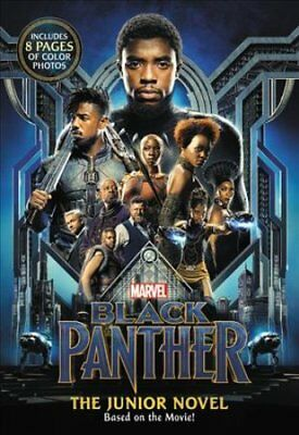 MARVEL's Black Panther: the Junior Novel by Jim McCann and Marvel (2018,...