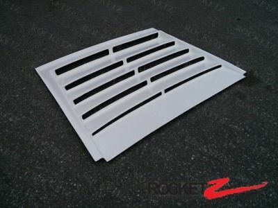 URAS DMAX STYLE UNIVERSAL HOOD VENT  w/ Cut *FAST SHIPPING CANADA*