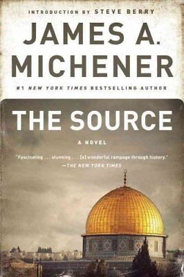 The Source by James A. Michener (2002, Paperback)