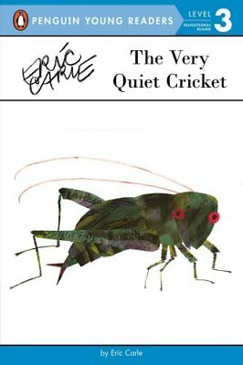 Penguin Young Readers, Level 3: The Very Quiet Cricket by Eric Carle (2014,...