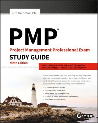 PMP: Project Management Professional Exam Study Guide by Kim Heldman (2018,...