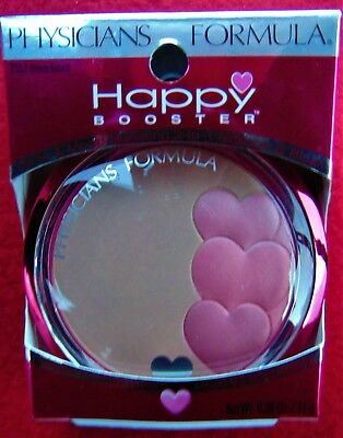 Physicians Formula HAPPY BOOSTER 7552 Bronze Natural 2 in 1 BRONZER & BLUSH Glow