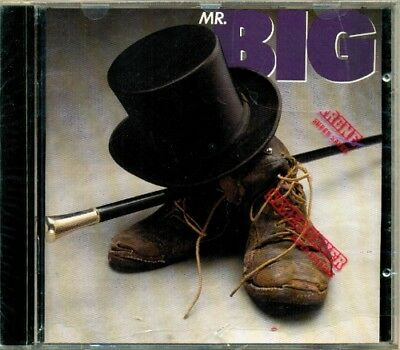 Mr. Big ( Billy Sheehan band )  RARE ORIG 1989 US Pressing CD (Brand New!)