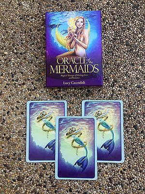 Oracle Card READING ONLY - Guidance through Healing, Love and Happiness 🌺
