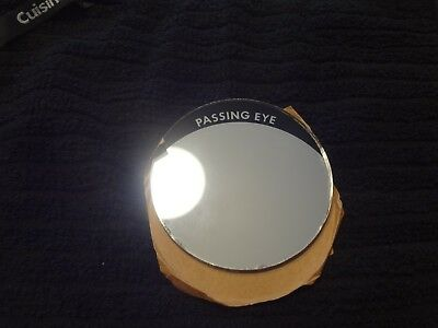 NOS PASSING EYE MIRROR 40's 50's FORD  NASH HUDSON CHRYSLER  BUICK CHEVROLET