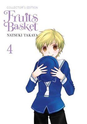 Fruits Basket Collector's Edition: Fruits Basket 4 by Natsuki Takaya (2016,...
