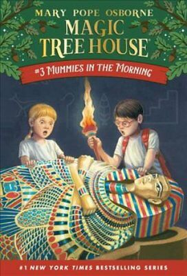Magic Tree House (R): Mummies in the Morning 3 by Mary Pope Osborne (1993,...