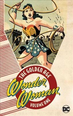Wonder Woman: the Golden Age Vol. 1 (2017, Paperback)