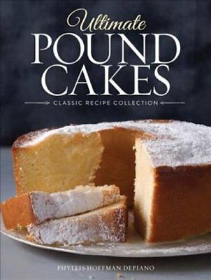 Ultimate Pound Cakes (2018, Hardcover)