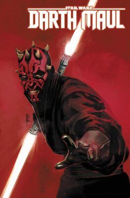 Star Wars: Darth Maul by Cullen Bunn and Marvel Comics Staff (2017, Paperback)