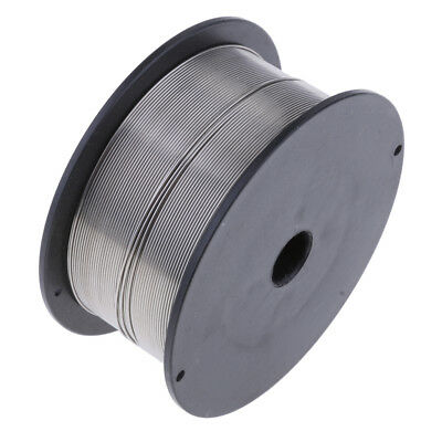 """0.030"""" 2.2 Pound Spool Stainless Steel Gasless Flux-Cored MIG Welding Wire"""