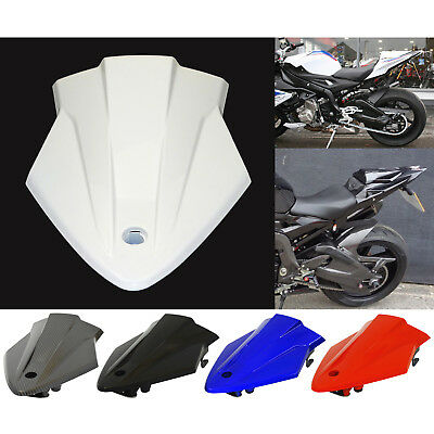 Passenger Rear Pillion Seat Cover ABS Plastic For BMW S1000R 13-18 S1000RR 15-18