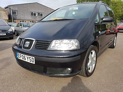 Seat Alhambra 2.0TDi Reference, Full Service History Drives Great