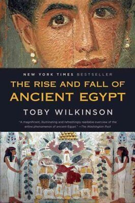 The Rise and Fall of Ancient Egypt by Toby Wilkinson (2013, Paperback)