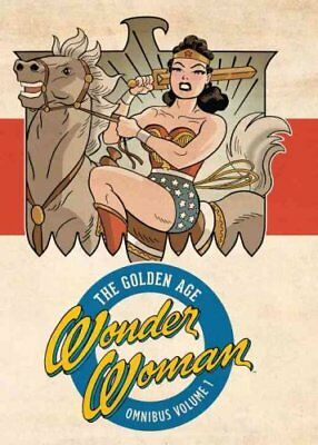 Wonder Woman: the Golden Age Omnibus Vol. 1 by Harry Sahle, Harry G. Peter,...
