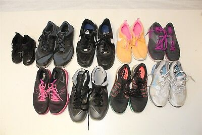 NIKE Lot Wholesale Used Shoes Rehab Resale Varying Condition & Sizes d=Z