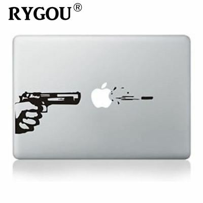 "For Macbook pro 13""  Personality GUN Pattern Sticker for macbook Air Pro Retina"