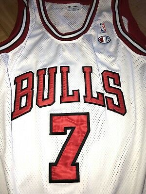 NBA Trikot Jersey Champion Swingman Xxl Gordon Bulls Jordan Pippen Roman James