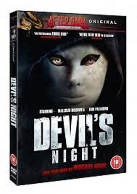 Devil's Night (DVD) (NEW AND SEALED)