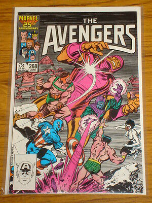 Avengers #268 Vol1 Marvel Comics June 1986