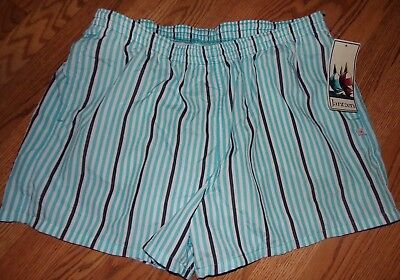 Vintage Jantzen Mens Bathing Suit Swim Shorts Trunks New NWT NOS XL