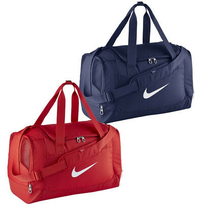 Nike Club Swoosh Team Bag Duffel Sports Holdall Gym Training Travel Etc New