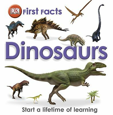 First Facts Dinosaurs, DK