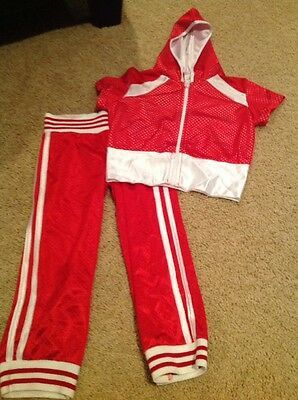 Girls Dance Outfit Child M