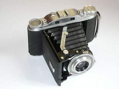 Agfa Record 111 Excellent ++ Condition. Fully Working & Tested. Leather Erc.