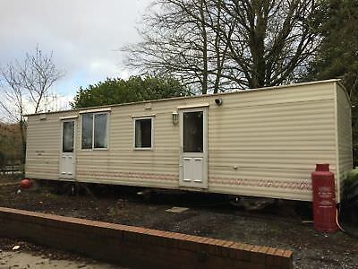 Belvedere Carnaby Static Caravan 2005 Double Glazed Central Heating