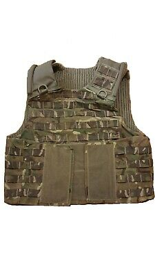 British Army OSPREY MK4 MTP Body Armour Cover / Molle Various sizes