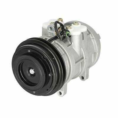 Air Conditioning Compressor - w/Clutch John Deere 9400 4230 Case IH