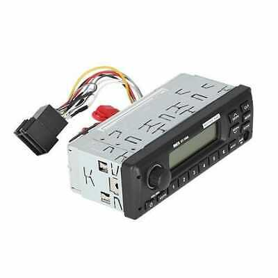 REI Radio ST-1000 AM/FM/WB/AUX Stereo Radio w/ISO Connector