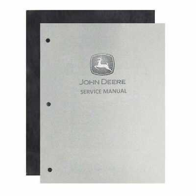 Service Manual - 4640 4840 John Deere 4840 4840 4640 4640 TM1183