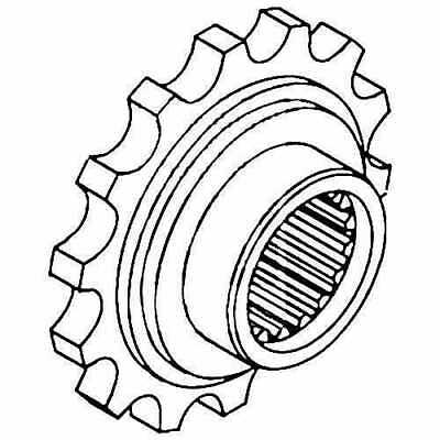 Front Coupler Sprocket Oliver 1800 1555 1600 1550 1750 1850 1650 1855 1755 1655