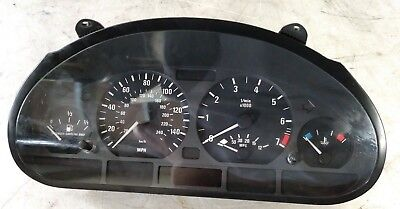 BMW OEM BOSCH E46 325I Manual Instrument Cluster Bad Pixels