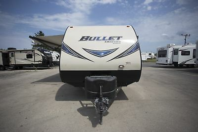 KEYSTONE BULLET 251RBS light weight 5100LB camper travel trailer pull behind rv